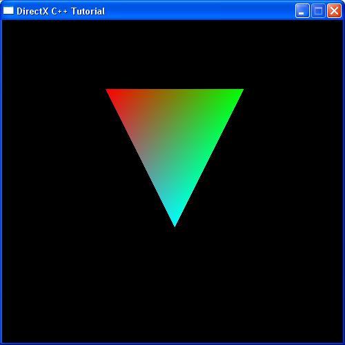 DirectX 9 Tutorial using C#, C++ and Visual Basic > Culling