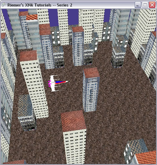Tutorial 01: adding digitalrune engine to an xna game.