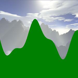 Riemers XNA Tutorial > Random terrain
