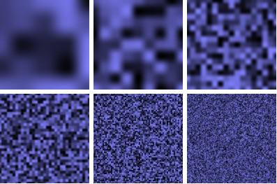 Riemers XNA Tutorial > Perlin noise